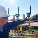 Newsom Tours Chevron Spill, Legislature May Seek Fracking Moratorium