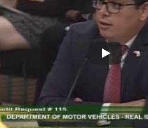 DMV Audit Request Denied