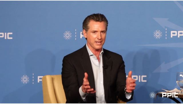 Newsom Says Takeover of Utility Still in Play