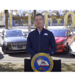 Newsom Orders Ban on Gas-Fueled Vehicles by 2035